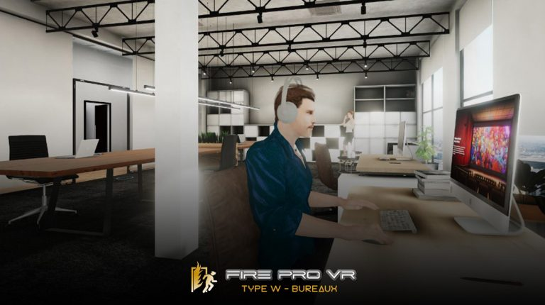 Application firepro vr