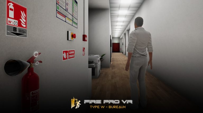 application fire vr pro